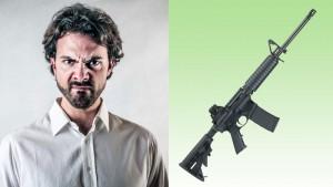 Man Vs Gun