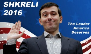 Shkreli for President 2016